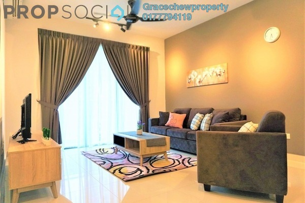 Condominium For Rent in Teega, Puteri Harbour Freehold Fully Furnished 2R/2B 2.5k