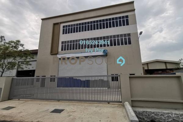Factory For Rent in Pandamaran Industrial Estate, Port Klang Freehold Unfurnished 0R/0B 13.5k