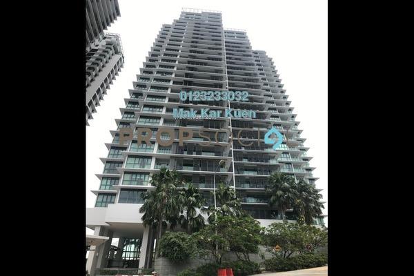 Condominium For Sale in Zehn Bukit Pantai, Bangsar Freehold Semi Furnished 0R/0B 1.59m