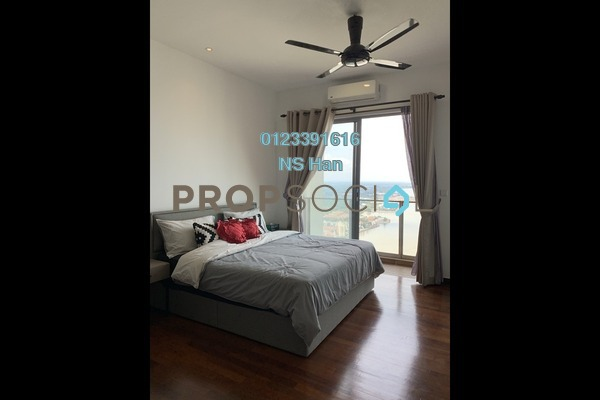 Serviced Residence For Rent in Silverscape @ Hatten City, Bandar Melaka Leasehold Fully Furnished 1R/1B 1.8k
