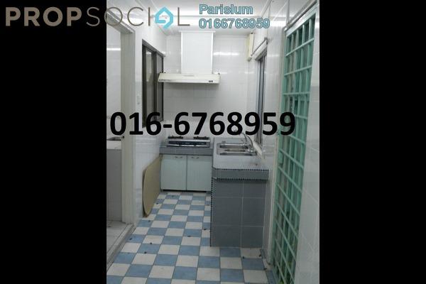 Link For Sale in Pandan Perdana, Pandan Indah Freehold Semi Furnished 4R/4B 660k