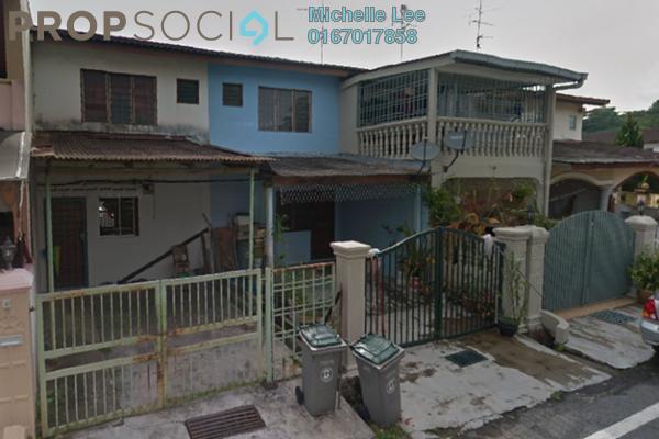Terrace For Rent in Taman Bukit Kempas, Johor Bahru Freehold Unfurnished 2R/1B 800translationmissing:en.pricing.unit