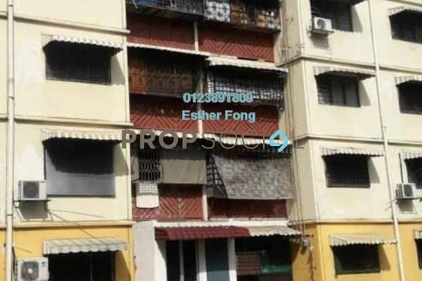 Apartment For Rent in Pangsapuri Bandar Baru Sentul, Sentul Freehold Semi Furnished 2R/1B 850translationmissing:en.pricing.unit