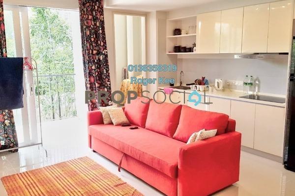 Condominium For Rent in Verdi Eco-dominiums, Cyberjaya Freehold Fully Furnished 1R/1B 1.6k