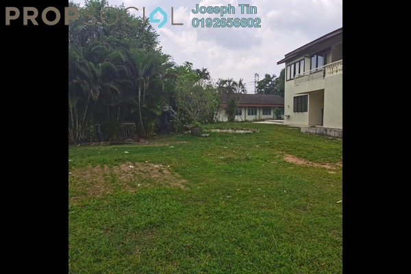 Bungalow For Rent in Taman OUG, Old Klang Road Freehold Semi Furnished 6R/6B 8k