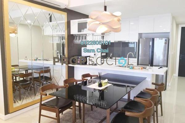 For Rent Condominium at The Westside Three, Desa ParkCity Freehold Fully Furnished 3R/3B 6.5k