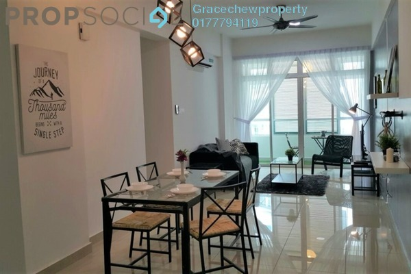 Apartment For Rent in Midori Green @ Austin Heights, Tebrau Freehold Fully Furnished 3R/2B 1.8k
