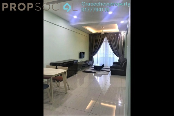 Serviced Residence For Rent in Midori Green @ Austin Heights, Tebrau Freehold Fully Furnished 3R/2B 1.8k