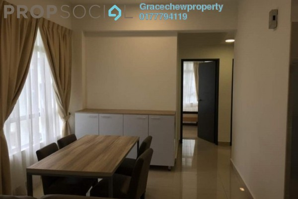 Serviced Residence For Rent in Midori Green @ Austin Heights, Tebrau Freehold Fully Furnished 3R/2B 1.88k