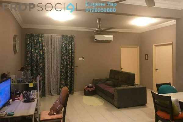 Apartment For Sale in Permai Putera, Ampang Freehold Fully Furnished 3R/2B 380k