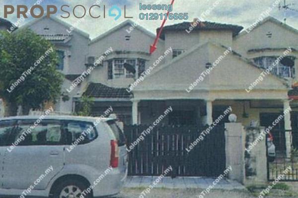 Terrace For Sale in SD12, Bandar Sri Damansara Freehold Unfurnished 0R/0B 970k