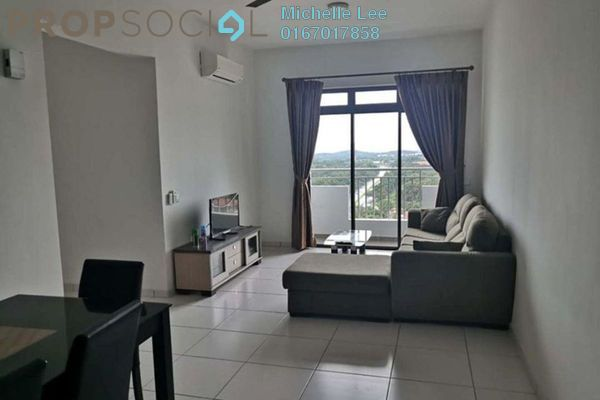 Serviced Residence For Rent in Sky View, Bukit Indah Freehold Fully Furnished 2R/2B 1.2k