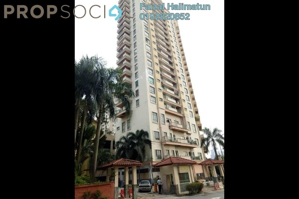 Condominium For Sale in Lanai Gurney, Keramat Freehold Semi Furnished 2R/2B 390k