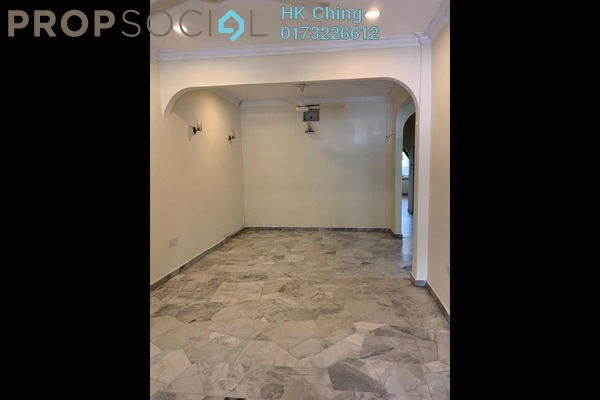 Terrace For Rent in Section 3, Petaling Jaya Freehold Semi Furnished 3R/2B 1.9k
