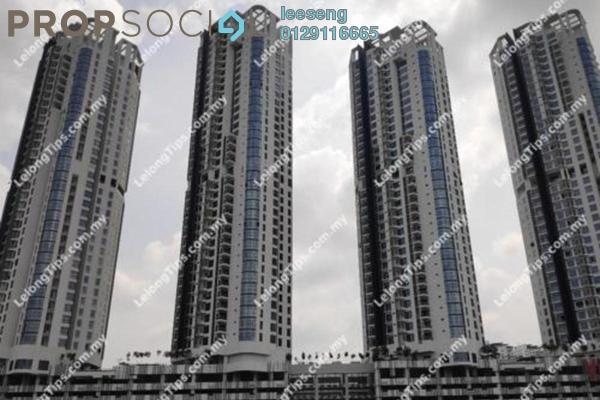 Serviced Residence For Sale in VIVO Suites @ 9 Seputeh, Old Klang Road Freehold Unfurnished 0R/0B 590k
