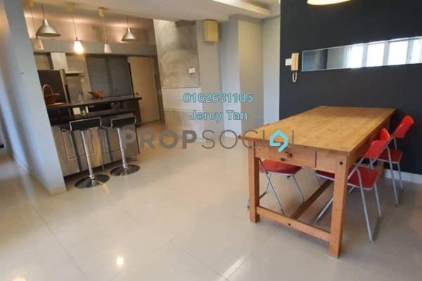 Condominium For Rent in Casa Desa, Taman Desa Freehold Fully Furnished 3R/2B 1.9k