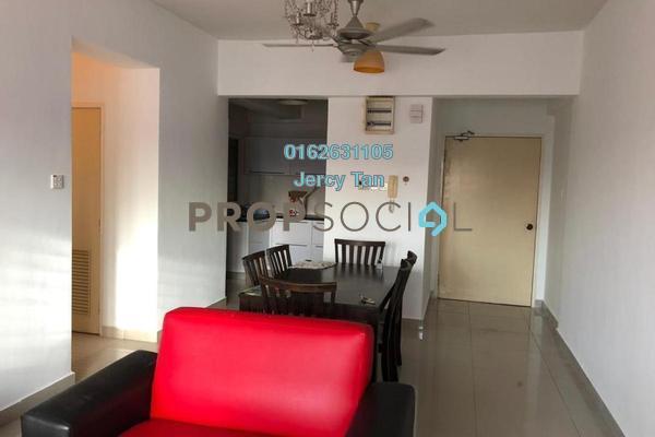 Condominium For Rent in Casa Desa, Taman Desa Freehold Fully Furnished 2R/2B 1.7k