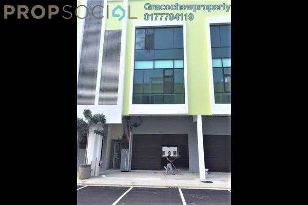 For Sale Shop at SiLC, Iskandar Puteri (Nusajaya) Freehold Unfurnished 0R/0B 1.75m