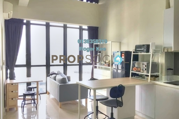 Condominium For Rent in Third Avenue, Cyberjaya Freehold Semi Furnished 2R/2B 1.8k