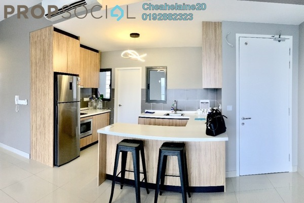 Condominium For Rent in Lakeville Residence, Jalan Ipoh Freehold Fully Furnished 3R/0B 2.5k