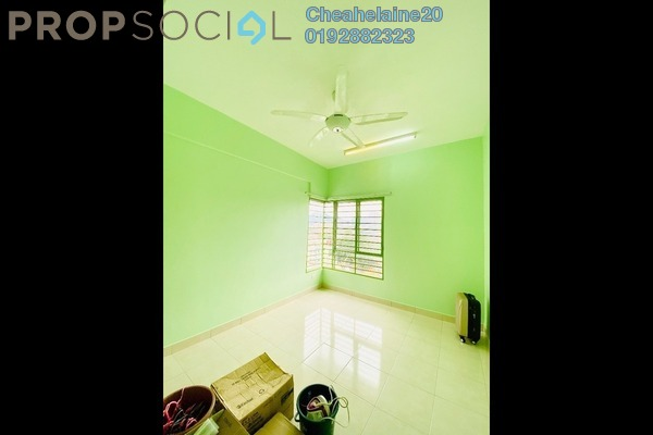Condominium For Sale in Symphony Heights, Selayang Freehold Semi Furnished 2R/2B 355k