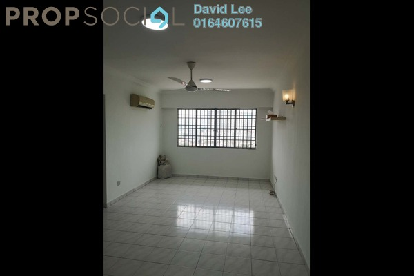 Apartment For Sale in Nibong Indah, Sungai Nibong Freehold Semi Furnished 3R/2B 330k