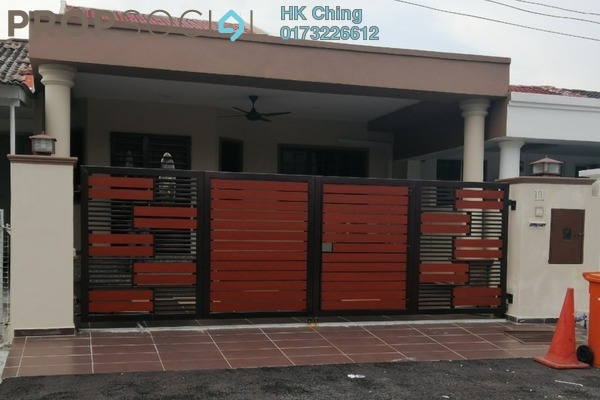Terrace For Sale in Section 3, Petaling Jaya Freehold Semi Furnished 5R/4B 1.1m