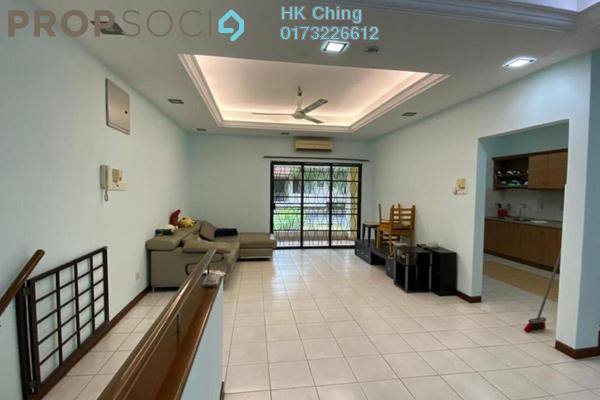 Townhouse For Sale in Parkville Garden Townhouse, Sunway Damansara Freehold Semi Furnished 3R/4B 920k