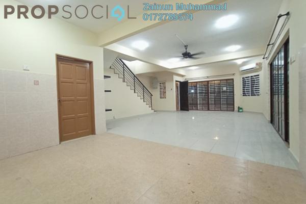 Terrace For Rent in Taman Bukit Utama, Bukit Antarabangsa Freehold Unfurnished 5R/4B 3k