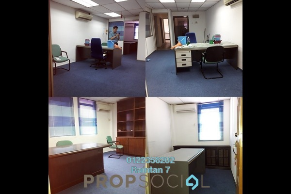 Office For Rent in Taman Desa Petaling, Desa Petaling Freehold Fully Furnished 3R/2B 1.2k
