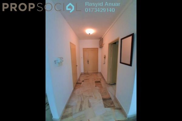 Condominium For Rent in Gurney Heights, Keramat Freehold Semi Furnished 3R/2B 1.8k