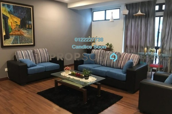 Condominium For Sale in Fahrenheit 88, Bukit Bintang Freehold Fully Furnished 2R/2B 1.25m