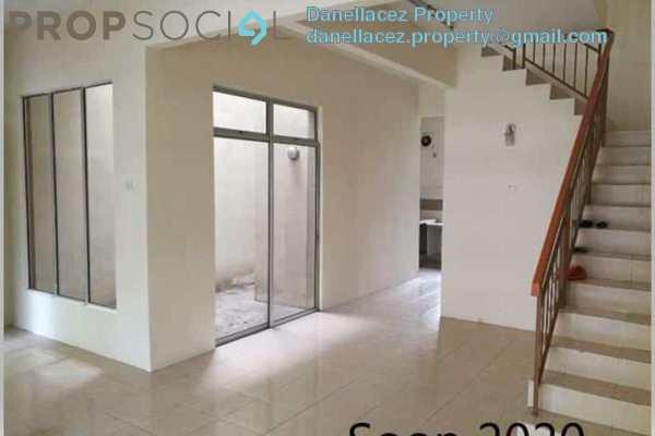Terrace For Rent in Teratai Idaman, Batu Kawan Freehold Unfurnished 4R/3B 1.3k