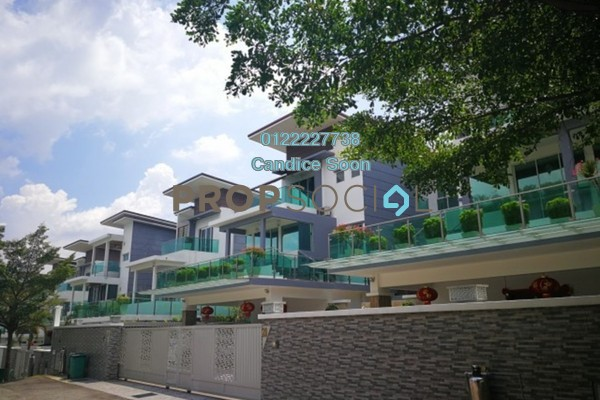 Semi-Detached For Sale in LaVille, Bandar Tun Hussein Onn Freehold Unfurnished 6R/5B 1.25m