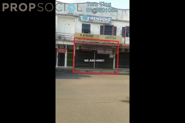 Shop For Rent in South Lake Permyjaya, Miri Freehold unfurnished 0R/0B 1.5k