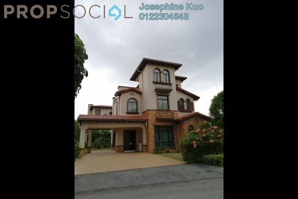 Bungalow For Sale in Diamond City, Semenyih Freehold Fully Furnished 5R/5B 2.28m