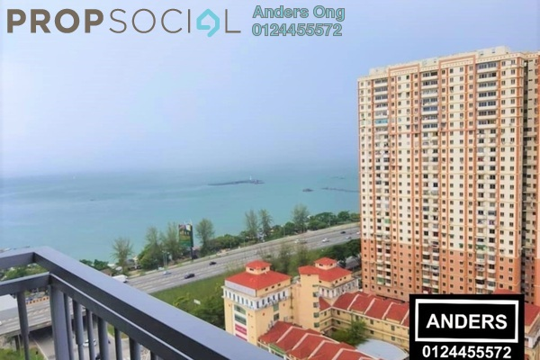 Condominium For Sale in Grace Residence, Jelutong Freehold Unfurnished 4R/3B 880k