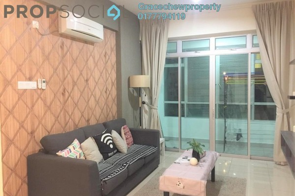 Serviced Residence For Rent in Midori Green @ Austin Heights, Tebrau Freehold Fully Furnished 3R/2B 1.6k