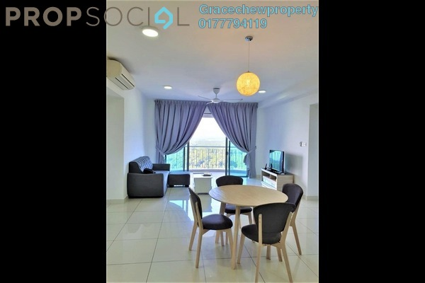 Condominium For Rent in Teega, Puteri Harbour Freehold Fully Furnished 2R/2B 1.9k