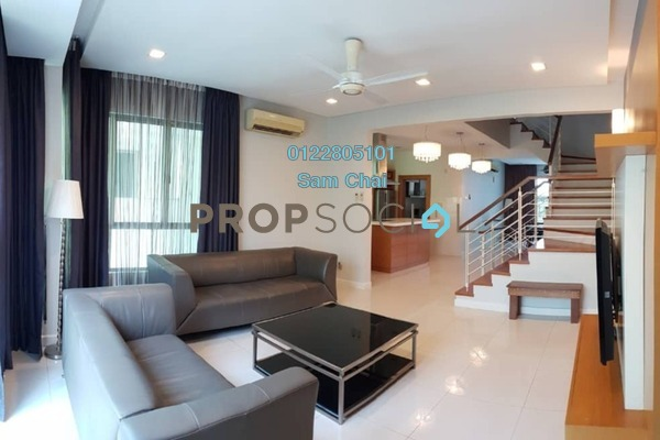 Superlink For Sale in Zenia, Desa ParkCity Freehold Fully Furnished 4R/4B 2.68m