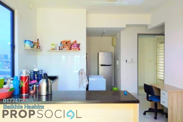 Serviced Residence For Sale in You Vista @ You City, Batu 9 Cheras Freehold Semi Furnished 1R/2B 560k