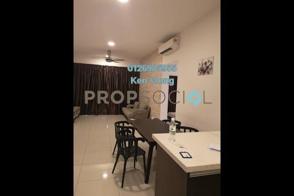 Condominium For Rent in 8 Kinrara, Bandar Kinrara Freehold Fully Furnished 3R/2B 1.7k
