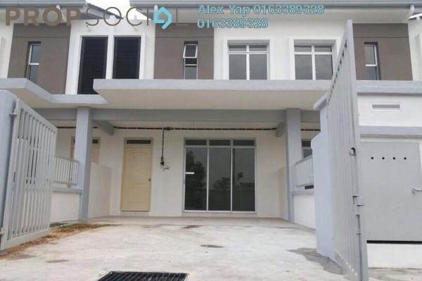 Terrace For Sale in Bandar Tasik Kesuma, Semenyih Freehold Unfurnished 4R/3B 385k