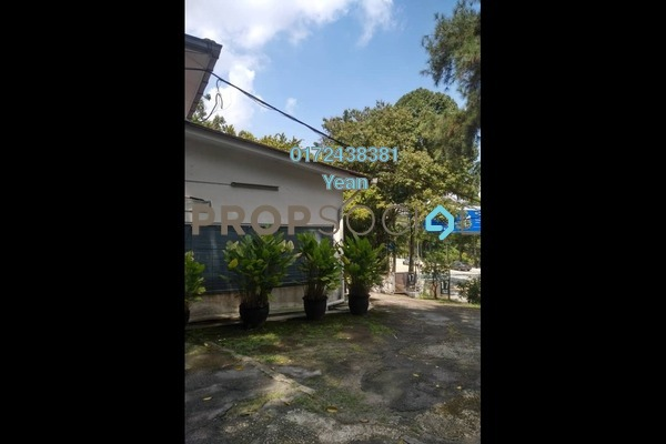 Bungalow For Rent in PJX, PJ State Freehold Semi Furnished 0R/0B 13.5k