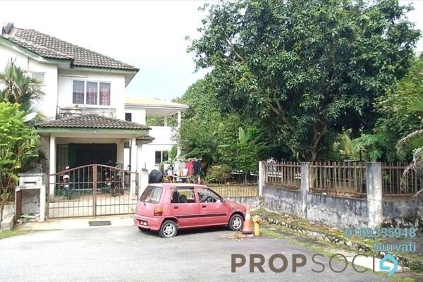 Terrace For Sale in PU10, Bandar Puchong Utama Freehold Unfurnished 3R/3B 850k