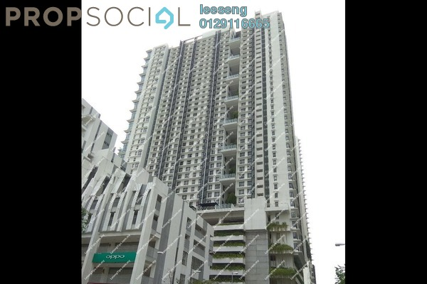 Serviced Residence For Sale in Solstice @ Pan'gaea, Cyberjaya Freehold Unfurnished 0R/0B 212k