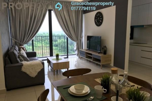 Serviced Residence For Rent in Citrine, Sunway Iskandar Freehold Fully Furnished 2R/2B 2.6k