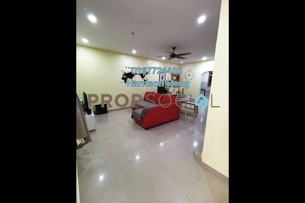 Terrace For Sale in Taman Nusa Indah, Iskandar Puteri (Nusajaya) Freehold semi_furnished 4R/3B 510k