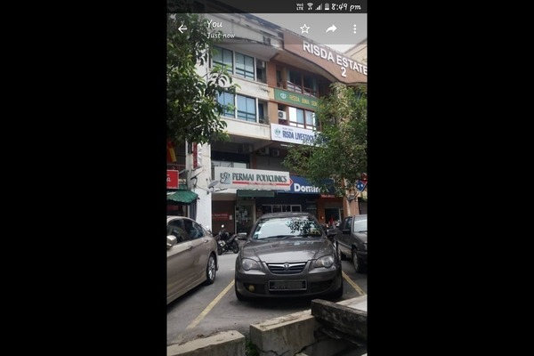 Shop For Sale in Taman Putra Sulaiman, Ampang Freehold Semi Furnished 0R/0B 2.7m