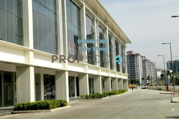 Shop For Sale in Bukit Jalil City Signature Shop-Offices, Bukit Jalil Freehold Unfurnished 1R/2B 6.5m
